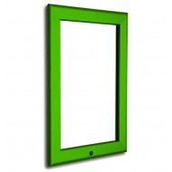 Lockable Snap Frames, 32mm, Red, White, Blue, Green