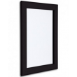 "30""x40"" Black Snap Frame, 32mm"