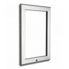 Lockable Snap Frames, Indoors and Outdoors
