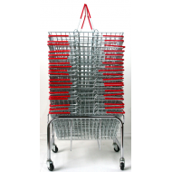 Wire Basket Set for Retail Outlets