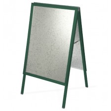"""20""""x30"""" Green A - Board Pavement Sign"""