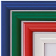 Snap Frames, Red, White, Black, Silver, Green, Blue, 25mm, 32mm