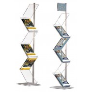 Brochure and Leaflet Distribution Stands