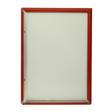 A3 Red 15mm Snap Frame