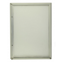 A3 Silver 15mm Snap Frame