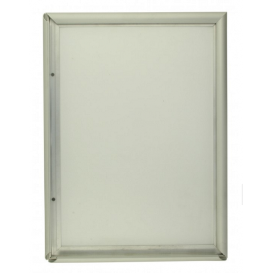 A4 Silver Snap Frame, 15mm from Snap Frames Warehouse
