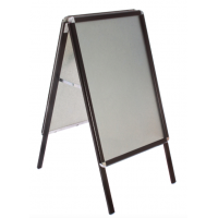 A0 Grey Snap Frame A Board