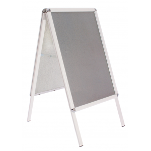 White Snap Frame A Boards