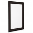 "30"" x 40"" Black Snap Frame, 25mm"