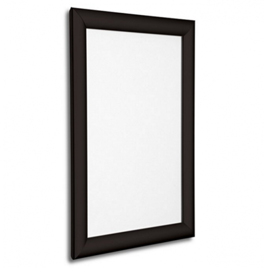 A2 Black Snap Frame 25mm From Snap Frames Warehouse