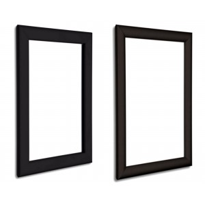 Black Snap Frames