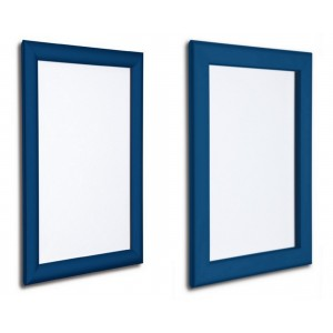 Blue Snap Frames