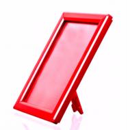 Red Counter Top Snap Frames