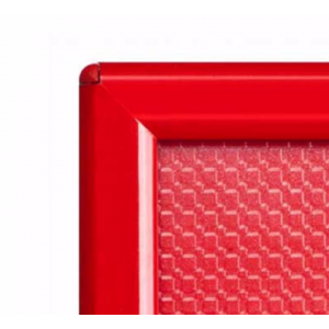 A4 Red Counter Standing 14mm Snap Frame
