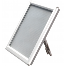 A4 Silver Counter Top 14mm Snap Frame