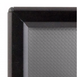 A5 Black Countertop 14mm Snap Frame