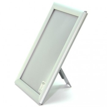 A5 White Counter Standing 14mm Snap Frame
