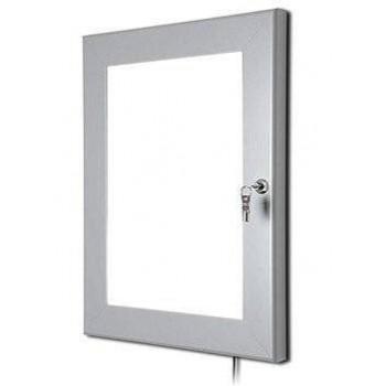 A0 Outdoor Edge Lit Lightbox