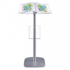A3 Menu Stand with Four Ring Binder