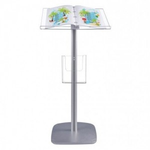 Four Ringed Binder Display Stand, A3 or 2 x A4