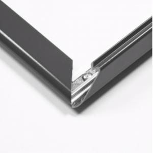 A0 Lockable Grey 32mm Snap Frame