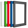Coloured Lockable Snap Frames, 32mm