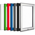 Lockable and Tamper Proof Snap Frames