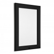 "20"" x 30"" Lockable Black 32mm Snap Frame"