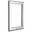 500mm x 700mm (B2) Silver Lockable 32mm Snap Frame