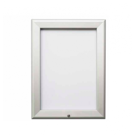 20 X 30 Waterproof And Lockable Silver Snap Frame 32mm From Snap
