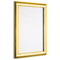 """20 """"x 30"""" Polished Gold 25mm Snap Frame"""