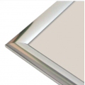 A1 Polished Silver Snap Frame, 25mm