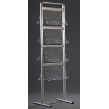24 x A4 Double Sided Brochure Stand