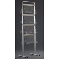 Brochure Stands, Double and Single Sided