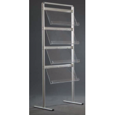 16 x A4 Single Sided Brochure Stand