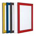 Coloured Snap Frames, 25mm or 32mm