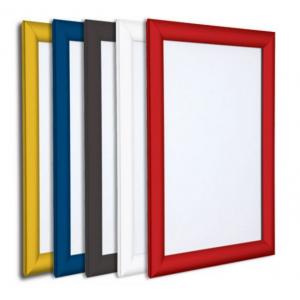 Coloured Snap Frames, 25mm or 32mm