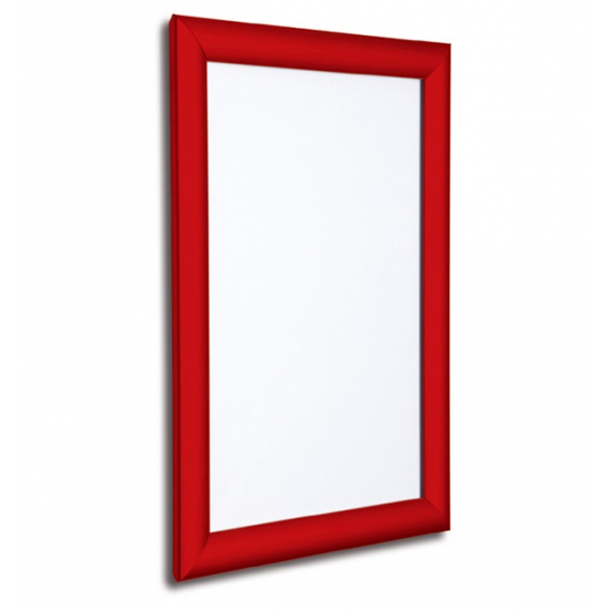 A0 Red Snap Frame, 25mm from Snap Frames Warehouse