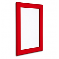 """20"""" x 30"""" Red 32mm Snap Frame"""