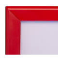 """30""""x40"""" Red Snap Frame, 32mm"""