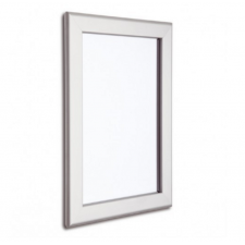 "20""x30"" Silver Snap Frame, 32mm"