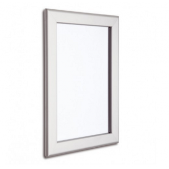 700mm x 1000mm Silver 32mm Snap Frame