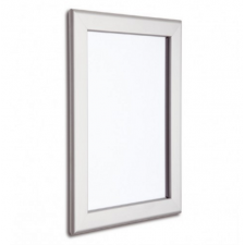 1000mm x 1,400mm Silver Snap Frame, 32mm