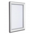 "40"" x 60"" Silver Vandal Proof Snap Frame, 32mm"