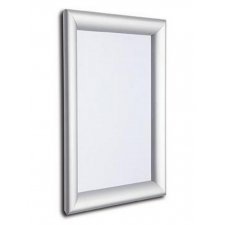 "30"" x 40"" Silver Vandal Proof Snap Frame, 44mm"