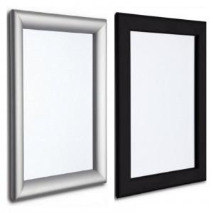 Tamper Resistant Snap Frames, 44mm and 25mm
