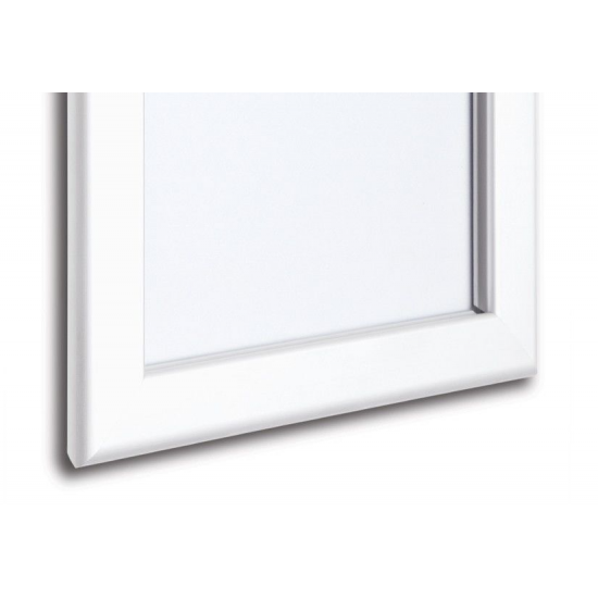20x30 White Snap Poster Frame, 32mm from Snap Frames Warehouse