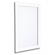 "20""x30"" White Snap Frame, 25mm"