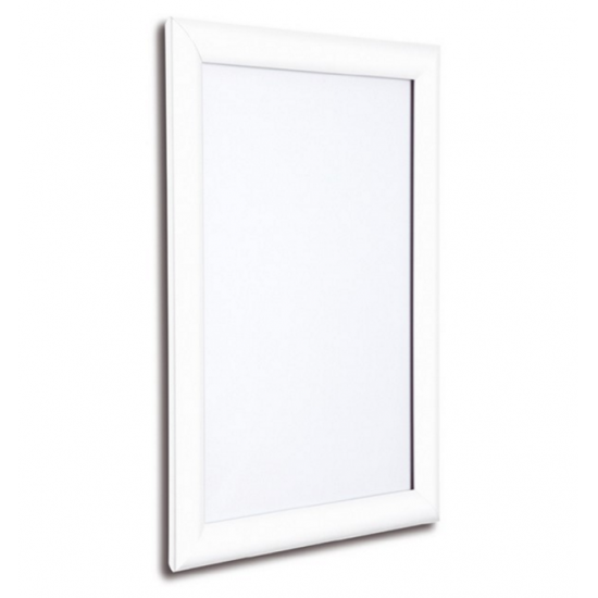 A0 White Snap Frame, 25mm from Snap Frames Warehouse