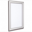A1 Window Snap Frame Silver, 25mm